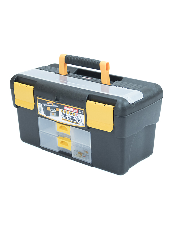 TOOL BOX 42 CM.(2 drawer)