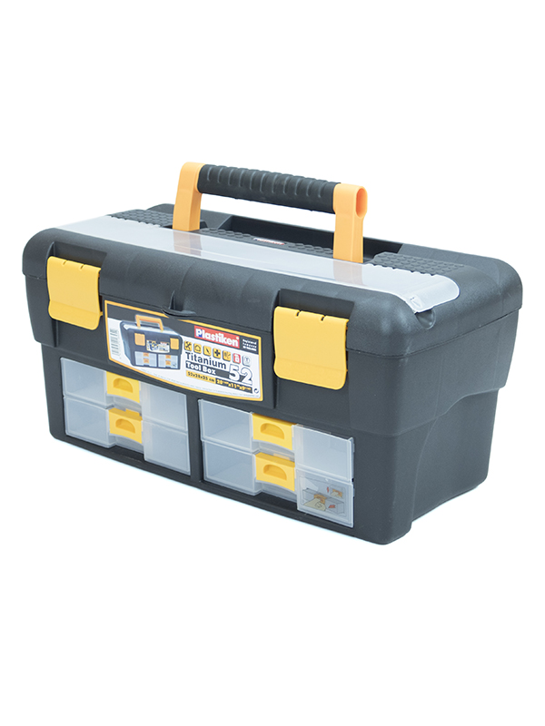 TOOL BOX 52 CM.(4 drawer)