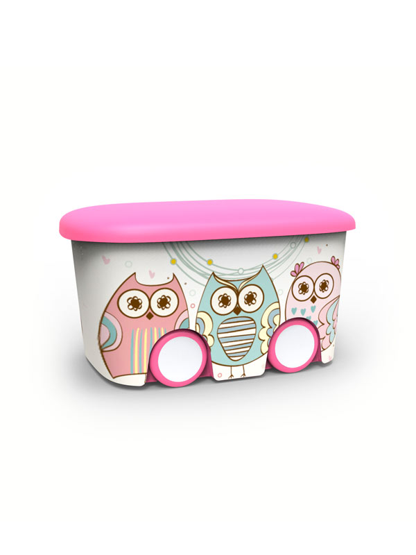 MULTIBOX KIDS 45L FRESH DECO